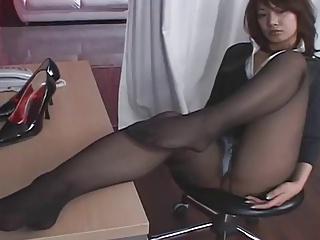 Hot Japanese Pantyhose (Softcore)
