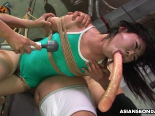Asian dope-fiend required up to be sexually tortured by some pervs
