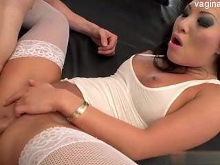 Hot daughter analfuck