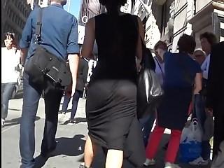 a polar poursuite de lady son cul