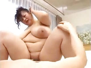 Bbw japan very beamy boobs tits lord it over asian censored