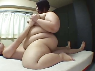 BBW Asian Riding Hawkshaw
