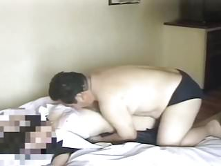 fat japanese dad fucks young woman