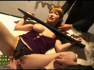 Hardcore asian triumvirate fetish