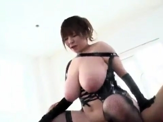 Japanese approximately big boobs