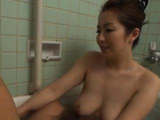 Sweet mature playgirl sensually undresses herself