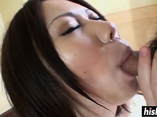 Asian cutie got her pussy banged