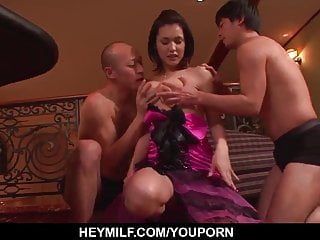 Romantic XXX display with busty Maria - More at Japanesemama