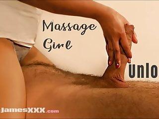 Massage Girl Unloads PREVIEW
