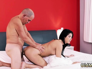 Teen want anal Older gentleman and his nobles
