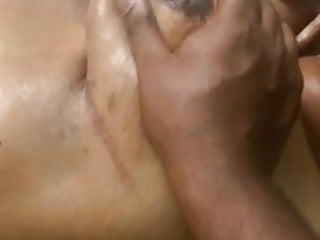 TAMIL WIFE MASSAGE BY STRANGER 1