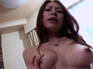 Japanese brunette, Yukina Mori got banged, uncensored
