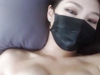 Korean showing boobs