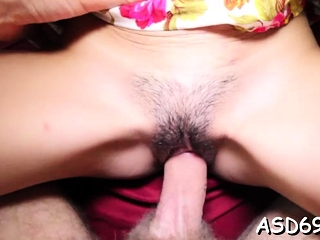Delightful japanese Kiana flirts with a lover