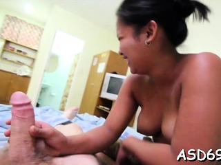 Meat rocket gets sucked with passion by angelic girl Rubi