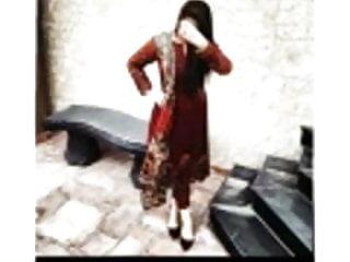 Pakistani Rawalpindi girl Noor Fatima strips be fitting of her follower groupie
