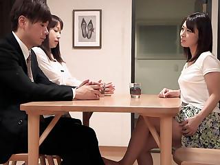 Sana Mizuhara in Housewife Sana Wants Say no to Friends Husband - MilfsInJapan