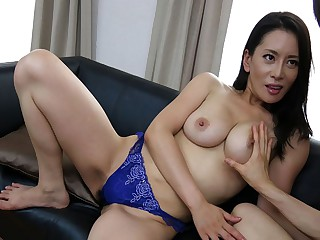 Rei Kitajima in Rei Kitajima is fucked ergo much off out of one's mind her young neighbour - JapanHDV