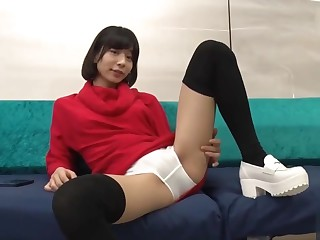 Japanese Panty Fetish - Upskirt and knee socks