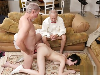 Dad deathly girl and old man fianc' thai and old mature orgy and old