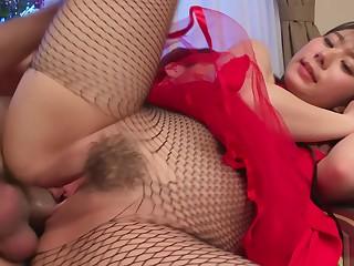 Erito - Japanese Female Santa Christmas Whore (Uncensored)