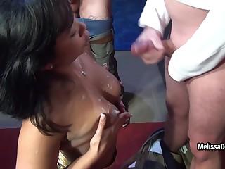 Melissa Deep - Looking For Cocks To Deepthroat