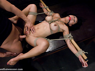 Derrick Penetrate Tia Ling almost Tia Ling - SexAndSubmission