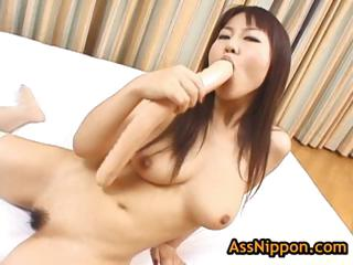 Amazing rei himekawa gets fucked in the anus 1 by assnippon