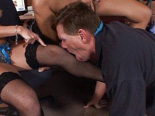 Bossy interrogation of a feet pervert
