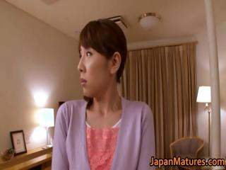 Misa Yuki real asian housewife object part4