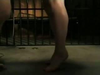 asian bdsm titty hanging