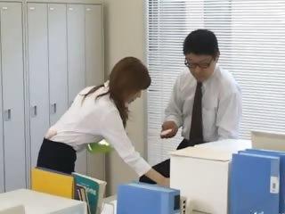 tokyo secretary from Tokyo with pest milk